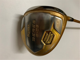 4 Star Honma S-06 Driver Honma Beres S-06 Golf Driver Golf Clubs 9.5 10.5 Degree Graphite Shaft With Head Cover on Sale