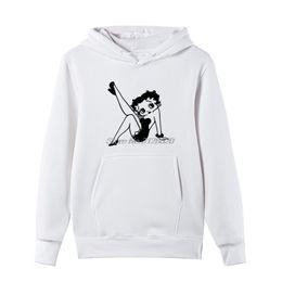 Sexy doll girlS online shopping - New Sexy Doll Girl Print Hoodie Spring autumn Men Fleece zipper Sweatshirts Male Hoody jacket Unisex Hip Hop Streetwear