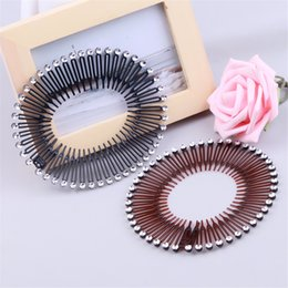 korean cute hair accessories 2019 - 1 pc New Korean Hair Banana Clip Horsetail Hair Grip Cute Girls Women Headwear Accessories para el pelo Fashion Hot Sale