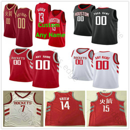 $enCountryForm.capitalKeyWord Australia - Screen Printed Custom Houston Tracy 1 McGrady Hakeem 34 Olajuwon Clyde 22 Drexler Sam 10 Cassell Yao 11 Ming Robert 25 Horry Rockets Jerseys