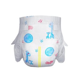 locked diapers UK - Ultra-Thin Breathable Diapers 500M Large Capacity Water Absorption 6-Fold Water Lock Design Elastic And Stretchable Waistline