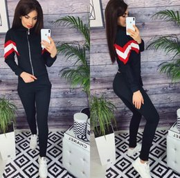$enCountryForm.capitalKeyWord Australia - 2019 Fashion Women Tracksuits Casual Short Sleeve Tops Two-piece Jogger Set Ladies Spring Tracksuit Sweat Suits 5 Colors Plus Size S-3XL