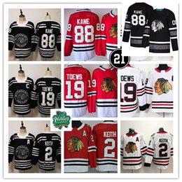 f852c1dc7 Mens  2 Duncan Keith  19 Jonathan Toews Chicago Blackhawks 2019 Winter  Classic Jersey  88 Patrick Kane 2019 ALL-STAR Blackhawks Jersey