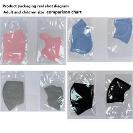 Дизайнер маска Ice шелк маска против пыли Face Cover РМ2,5 Респиратор пылезащитный моющийся многоразовые черный хлопок Маски для взрослых лайковые маски для лица на Распродаже