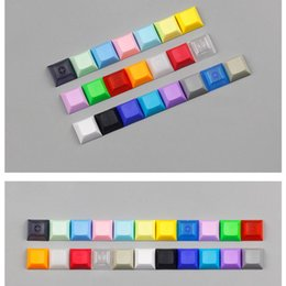 x replace Australia - 10pcs Replace Key Cap Colorful DSA 1 X 1 No Letter PBT Keycaps for Cherry Mx Switches Mechanical Keyboard
