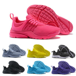 running shoes prestos 2020 - New 2019 Prestos 5 Running Shoes Men Women Presto Ultra BR QS Yellow Pink Oreo Outdoor Fashion Jogging Sports Sneakers 2