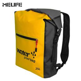 88bc428a79f3 MELIFE 25L Outdoor PVC Waterproof Dry Bag Backpack Sack Ocean Pack Rafting  Sports Kayaking Canoeing Swimming Bags Travel Kits  325394