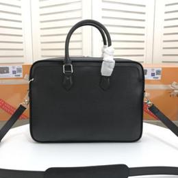 $enCountryForm.capitalKeyWord Australia - Relwaver genuine leather men\'s briefcase big men real leather handbags business men bag black natural cow laptop bag