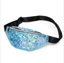 $enCountryForm.capitalKeyWord UK - laser Colorful sequins Waist bag Women pocket ladies outdoor burden storage bag Phone Bags Waist Packs chest bags pack