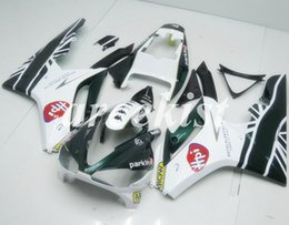 fairings triumph NZ - New ABS Injection Mold Motorcycle Fairings Kit Fit for Triumph Daytona 675R 675 2006 2007 2008 06 07 08 Custom White Green