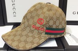 $enCountryForm.capitalKeyWord Canada - Hat Designer Hat High-end Baseball Leather Hat for Men and Women All Seasons free shipping 071003
