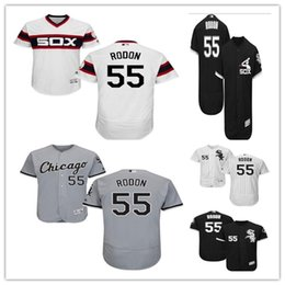 9b88d1cff 2018 Chicago White Sox Jerseys  55 Carlos Rodon Jerseys  men WOMEN YOUTH Men s Baseball Jersey Majestic Stitched Professional  sportswear