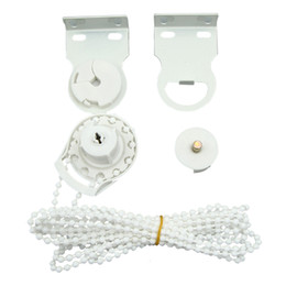 $enCountryForm.capitalKeyWord Australia - Replacement Metal Bracket Accessory Home Clutch Up Down Curtains Install Shade Roller Blind Kit Repair Parts Pulling Bead Chain