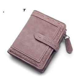 $enCountryForm.capitalKeyWord UK - good quality Women Wallet Fashion Two Folding Multi-function Hasp Simple Wallet Ladies Wallet Purse