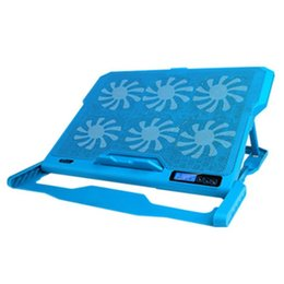 Fans book online shopping - ICE COOREL K6 Laptop Cooler USB Ports Cooling Fan Notebook PC Holder Pad Stand for inch Laptops Ultrabook Game Book