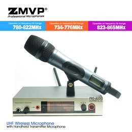 $enCountryForm.capitalKeyWord NZ - Professional EW335G3 UHF Wireless Microphone System With EW300G3 Cordless Handheld Transmitter Mic Mike For Live Vocals Karaoke