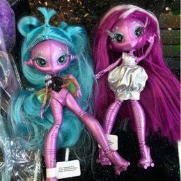 $enCountryForm.capitalKeyWord Australia - Original MGA Novi Stars Doll Una Verse Action Figures Doll Girl Toy Classic Doll Toy lol