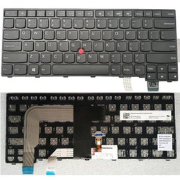 Ibm Thinkpad Laptops Australia - Brand New Original Laptop Keyboard for Lenovo IBM Thinkpad New S2 T460S T460P T470S T470P Free Shipping Without Backlight
