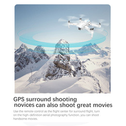 dog videos UK - S162 5G WIFI RC Drone with Camera GPS 1080P 4K Gesture Photo Video MV FPV RC Quadcopter Follow Me Drone RC Toys