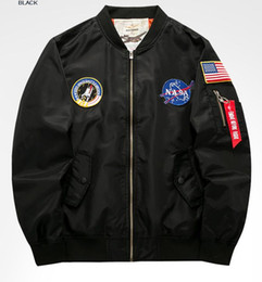 $enCountryForm.capitalKeyWord UK - Men's casual small stand collar jacket jacket air force No. 1 MA01 American pilot male spring and autumn plus fat large outdoor