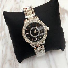 $enCountryForm.capitalKeyWord Australia - Top design Luxury Women watch Lady noble female quartz Steel Bracelet Chain rose Dress Watch with diamond Japan Movement wholesale price