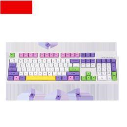 02b184267c3 Vitoair 104 keys set Ice Cream DSA Dye Sublimation PBT Key Cap Mechanical  Keyboard Key Caps with free cap puller
