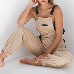 fashion jumpsuits for women Australia - FREE OSTRICH Women Casual Loose Overalls Bottoms Pants Tights Casual Trousers Jumpsuit Fashion Jumpsuits For Women 2019 New