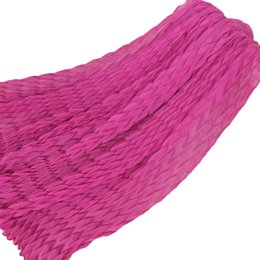 Wrinkle Hat Australia - Fashion winter Women Solid Wrinkle Muslim Hat Female Headband Stretch Turban Scarf crinkle hijab sjaal blanket scarf A0412