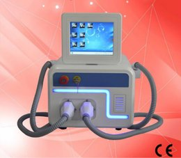 Home Hair Removal Machines Australia - Home use IPL hair removal machine with 2 treatment permanently RF skin lifting tighten Elight system with free shipping
