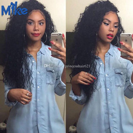 Eurasian Human Hair Weave NZ - MikeHAIR Wholesale Brazilian Hair Deep Body Wave Best Selling Human Hair Extensions Cheap Peruvian Indian Eurasian Human Hair Weaves 4Pcs
