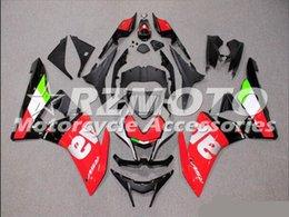 Aprilia Motorcycle Fairings Australia - 3Gifts High quality New ABS motorcycle fairings fit for Aprilia RSV4 1000 2010-2015 RSV4 10 11 12 13 14 15 Fairings set custom red black