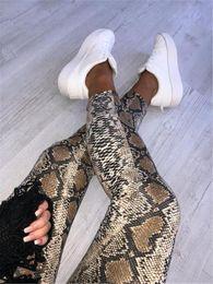 $enCountryForm.capitalKeyWord Australia - Womens Leggings Active Fitness Yoga Leggings Running Leopar Jogging Letter Print Pants Trousers Splice Striped Legging Track Pants Size S-XL