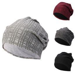 beanies hombres 2018 - ISHOWTIENDA 2018 New Arrival Beanies Men Women Solid Warm Crochet Plus Velvet Knit Ski Skull Slouchy Caps garros hombre