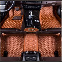 Carpet liner online shopping - Custom fit car floor mats fit NissanCTR LANNIA altima Rouge X trail Murano Sentra Sylphy Tiida D car styling carpet floor liner