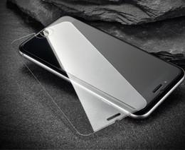 Venta al por mayor de Vidrio protector templado para teléfono, vidrio templado para iphone 6 6s 6plus 7 7plus protector de pantalla de vidrio en 8 8plus