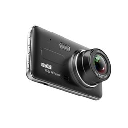 $enCountryForm.capitalKeyWord UK - 4 inches new car DVR auto registrator cam 2Ch driving camcorder dual cameras 170°+120° wide view angle full HD 1080P night vision G-sensor