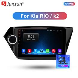 $enCountryForm.capitalKeyWord Australia - Junsun IPS Android 8.1 Car DVD Radio Multimedia Player GPS Navigator for kia k2 rio 2010 2011 2012 2013 2014 2015 2 din no