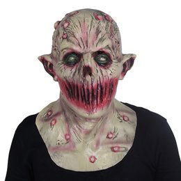 Wholesale choose movies for sale – custom Movie Choose Latex Mask Head Horror Halloween Mask Latex Hotsale Masks To Designs Full Scary Cwcis