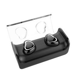 $enCountryForm.capitalKeyWord Australia - TWS-7 plus wireless Bluetooth headset mini binaural charging bin stealth 5.0 headset sports running audio wireless smart earbuds