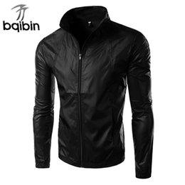 $enCountryForm.capitalKeyWord Australia - Casual Men Jacket 2019 New Spring Male Thin Waterproof Windbreaker Summer Sunscreen Coat Mans Leisure Outwear