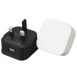 Wholesale chinese smartphones uk for sale - Group buy 2A UK AC Travel USB Wall Charger Power Adapter Plug for Samsung S7 S8 Xiaomi Huawei Smartphones