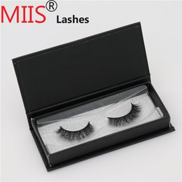 Fur Craft UK - Make-Up Cosmetic Eyelash Suppliers Fake Mink Fur Custom Wholesale 3D Mink Individual Lashes Private Label Eyelash Box Make Up