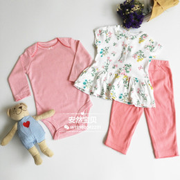 Formal Baby Rompers NZ - New Born Baby Girls Infant Dress High Quality  Cotton Floral Printed 9eb9f258c