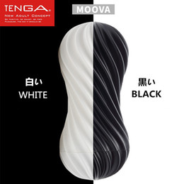 $enCountryForm.capitalKeyWord Australia - Tenga Moova Male Masturbator Flex Flexible Spiraling Stimulation Penis Cup Soft Silicone Vagina Real Pussy Sex Toys For Men Sexo Y190713