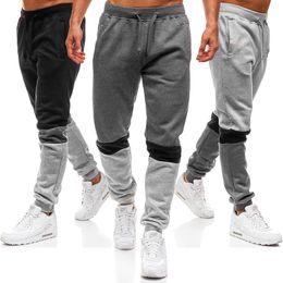 $enCountryForm.capitalKeyWord NZ - Drop Shipping Pants Men 2019 Fashion Patch Color Harem Pants Men Jogger Hip Hop Streetwear Drawstring Casual Sweatpants