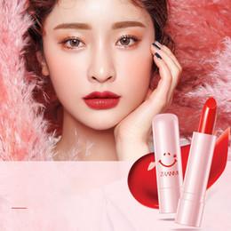 $enCountryForm.capitalKeyWord Australia - Cute Lipstick Lips Makeup Easy to Wear Long-lasting Natural Waterproof Lipsticks For All Skin Types Beauty Drop Shipping