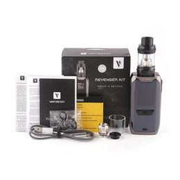 Target Metal Australia - Vaporesso Revenger 220W with NRG TC Kit 5ml NGR Tank Atomizer vs target mini PRIV kit e-cigarette starter Kits