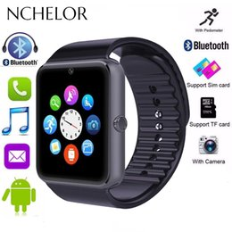 $enCountryForm.capitalKeyWord Australia - New Bluetooth Smart Watch Men Gt08 With Touch Screen Sport Watch Support Tf Sim Card Camera Call For Iphone Ios Android Phone Y19051603