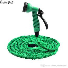 $enCountryForm.capitalKeyWord UK - Hot Selling 25FT-100FT Garden Hose Expandable Magic Flexible Water Hose EU Hose Plastic Hoses Pipe With Spray Gun To Watering