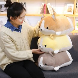 75cm Lovely Sea World Animal Sea Lion Doll Seal Plush Toy Baby Sleeping Pillow Kids Stuffed Toys Gift For Girl 35cm 50cm Toys & Hobbies